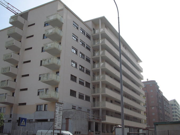 Edificio residenziale Cooperativa Edilizia Domus a.r.l.