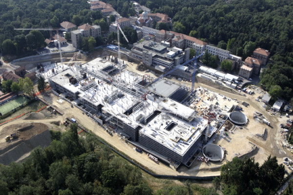 Nuovo ospedale di Garbagnate Milanese