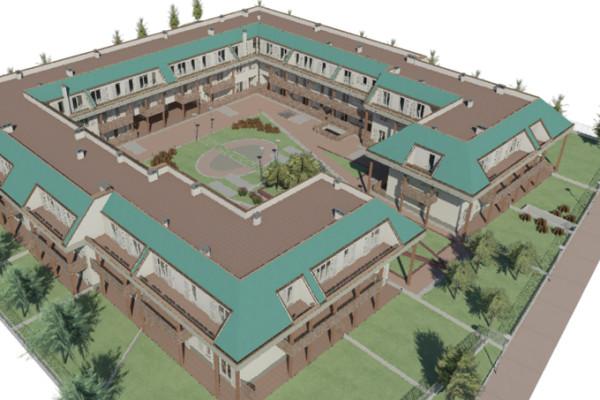 Pavia – Nuova costruzione di edificio residenziale