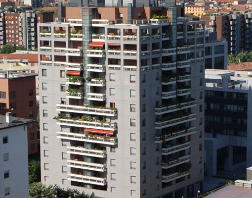 Edificio residenziale Torre Benati 3 – P.R.U. Pompeo Leoni