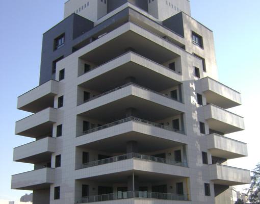 Torri stella – edificio A
