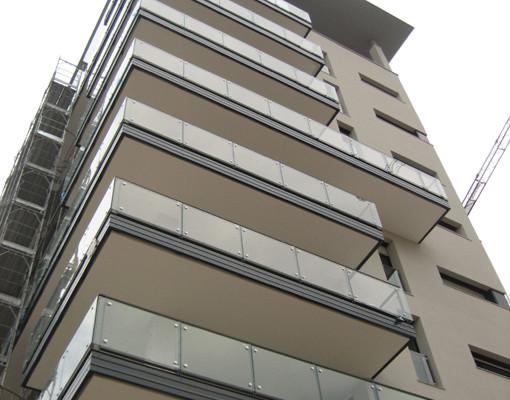 Edificio residenziale I.4 – Milano