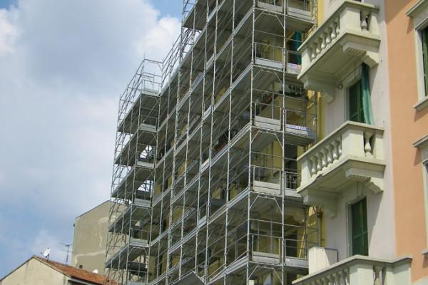 Recupero abitativo sottotetto – Milano